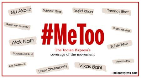 The #MeToo tracker by The Indian Express