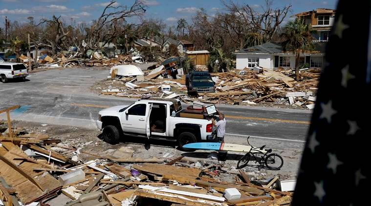 Hurricane Michael: Trump to visit Florida, Georgia; search ongoing for missing
