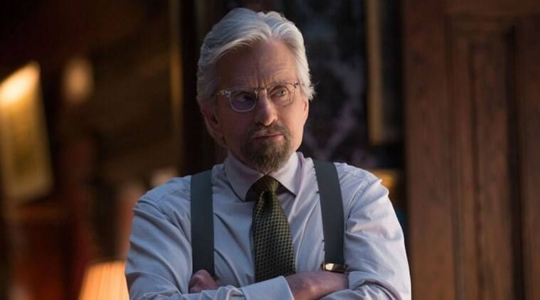 michael douglas says quantum realm is important for future marvel movies