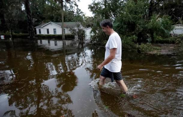 Hurricane Michael slams into Florida, charges into Southeast