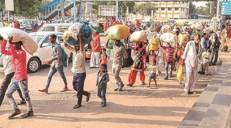 Migrants returned homes to attend festivals: Gujarat Govt to High Court