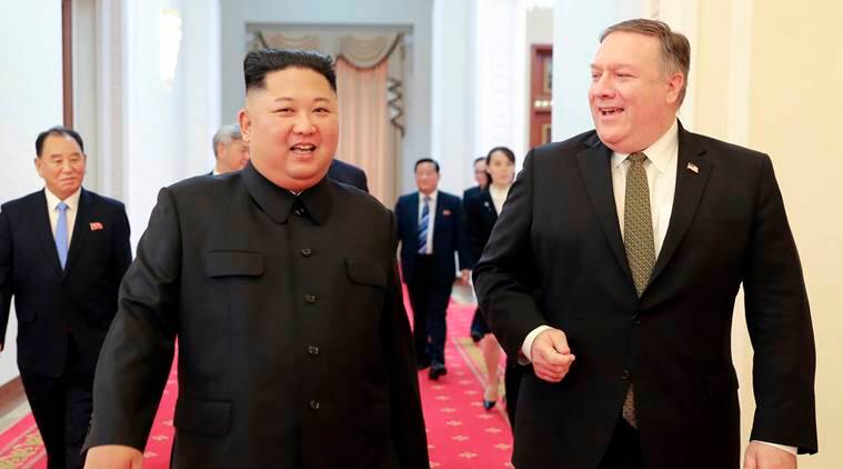 Mike Pompeo says N.Korea's Kim Jong Un ready to let inspectors into missile, nuclear sites