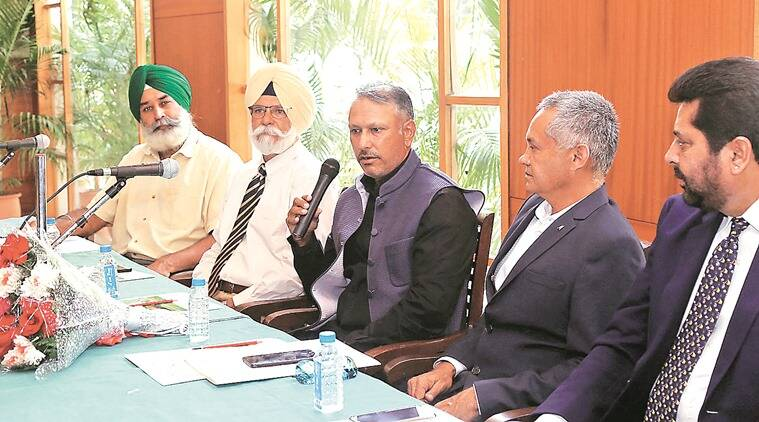 Jeev Milkha Singh, Golfer, golf tournament, Chandigarh news, Indian Express news