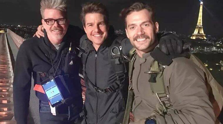 mission impossible fallout photos