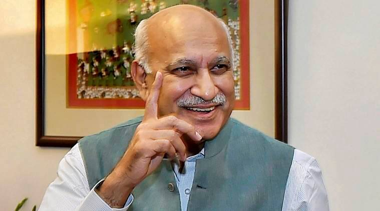MJ Akbar,The Telegraph editor, #metoo, #metoo movement, sexual harassment, sexual abuse allegations, Swati maliwal, Narendra Modi, Prime Minister Narendra Modi, Indian express news