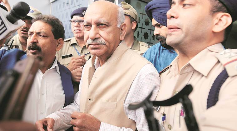 MJ Akbar digs in heels, says allegations 'fabricated', threatens legal action