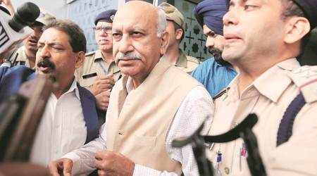 #MeToo: MJ Akbar files criminal defamation case against woman journalist who accused him of sexual harassment