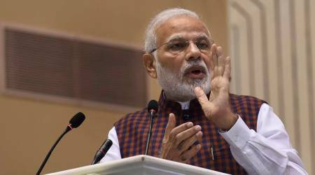Congress has no issue in Madhya Pradesh, its strategy based on lies: PM Modi