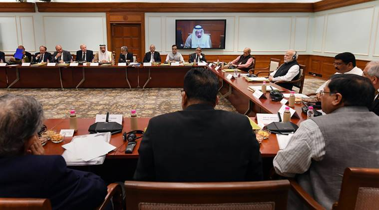 Saudis listening, PM Modi calls for measures to cushion oil shock