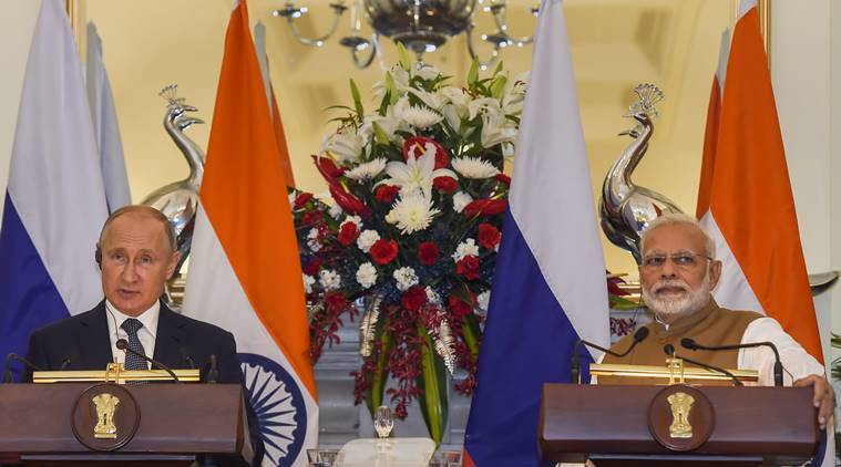 Modi-Putin summit: One more n-power plant in India, one project overseas