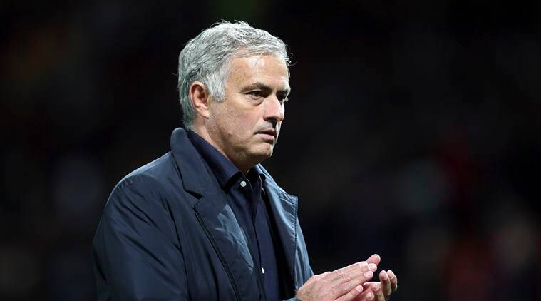Jose Mourinho cuts deflated figure as Manchester United's struggles continue