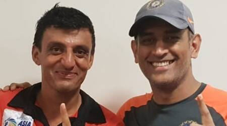 In story of my life, MS Dhoni will be the defining chapter: Hong Kong's golden arm, EhsanKhan