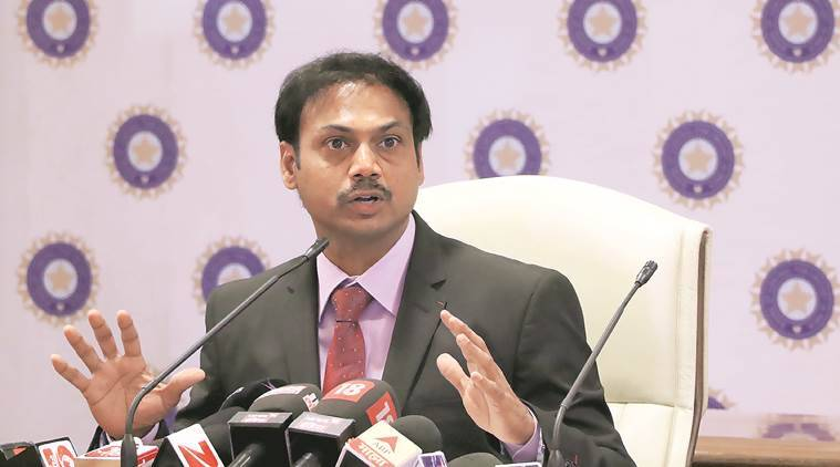 Giving opportunities to Rishbah Pant to see he is groomed: MSK Prasad on MS Dhoni's absence from Windies tour