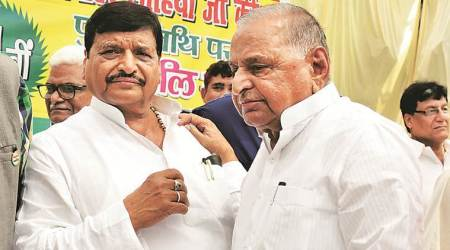 Uttar Pradesh govt allots bungalow vacated by Mayawati to Shivpal Yadav