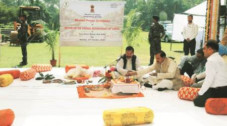bhoomi pujan, Ayodhya temple, Ram Mandir, SC order, Left parties oppose, against Constitution, Indian express news