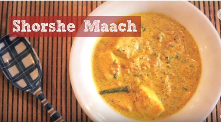 VIDEO: No Durga Puja celebration is complete without Shorshe Maach; here's the recipe