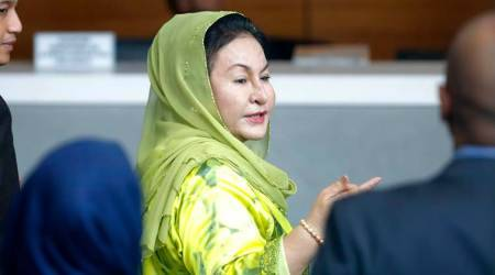 Wife of Malaysian ex-PM Najib Razak grilled a third time over graft<