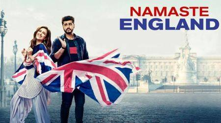 Namaste England box office collection Day 1