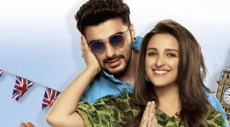 Namaste England box office collection Day 3