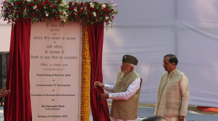 On National Police Commemoration Day, PM Modi inaugurates memorial for the khaki forces