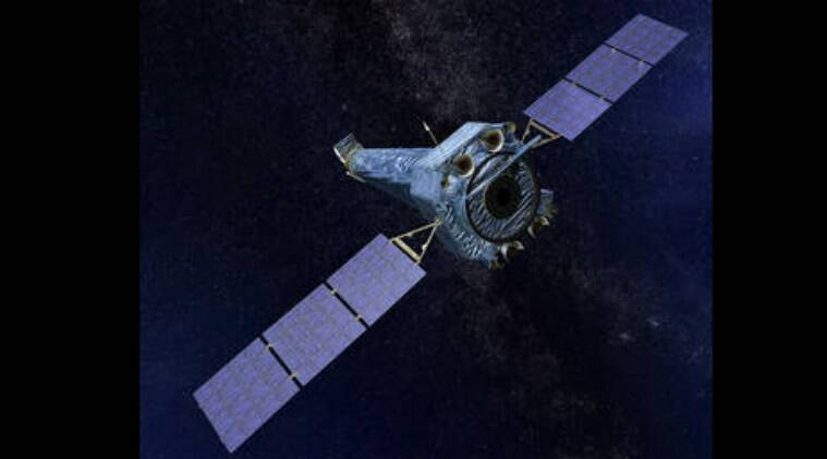 NASA's Chandra Observatory back online after brief shutdown