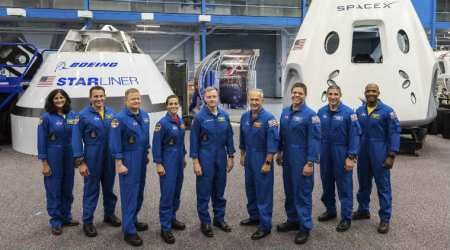 Debut of SpaceX, Boeing crew capsules off until next year: NASA