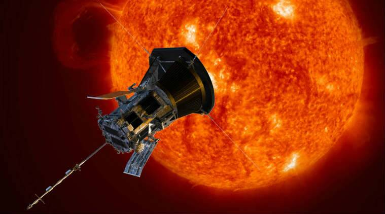 NASA Parker probe, Parker Solar probe, Parker Solar probe Venus flyby, NASA Parker probe distance from Sun, Parker Solar probe objectives, spacecraft closest to Sun, NASA Deep Space Network, solar atmosphere, Parker solar encounter