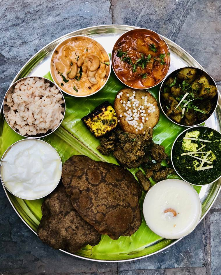 The Imperial, Thali
