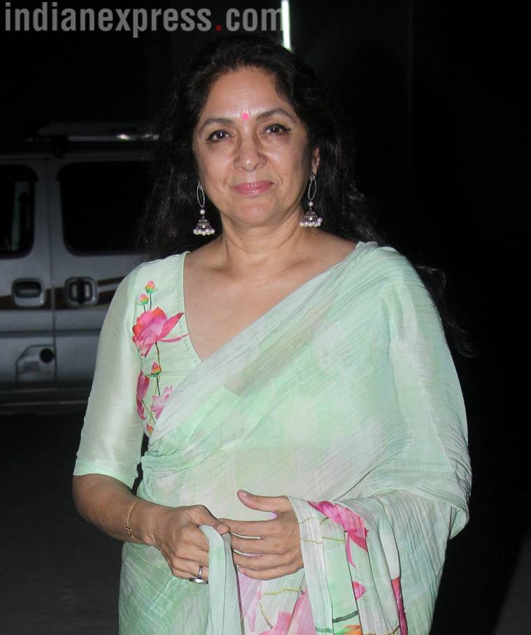 Neena Gupta, Neena Gupta fashion,