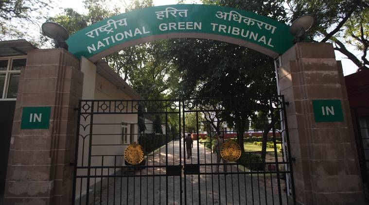 NGT, NGT order, muck in Bhagirathi, waste in Bhagirathi, environment news, pollution, delhi pollution, water pollution in delhi, delhi news, indian express