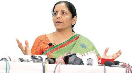 Ask UPA Defence minister why he wrote 'something probably not alright' with Rafale deal file: Nirmala Sitharaman