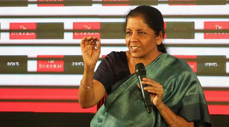 Nirmala Sitharaman attacked the Opposition over the Rafale Deal in Lok Sabha on Friday. (Express file photo)