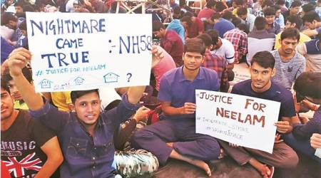 NIT Uttarakhand students on indefinite strike after two injured in accident