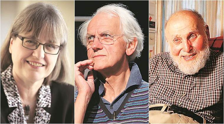 Nobel Physics Prize 2018, Nobel Prize for physics 2018, Nobel prize laureates, Donna Strickland, Gérard Mourou, Arthur Ashkin, science news, Indian Express