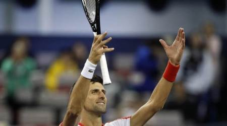 Novak Djokovic crushes Alexander Zverev to make another Shanghai final