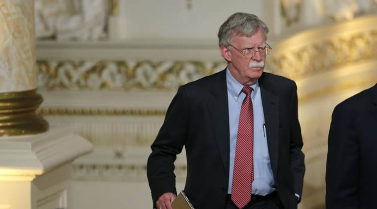 US adviser John Bolton travels to Japan, South Korea amid trade dispute
