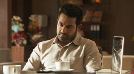 Aravindha Sametha trailer: Jr NTR, Pooja Hegde share a sweet chemistry