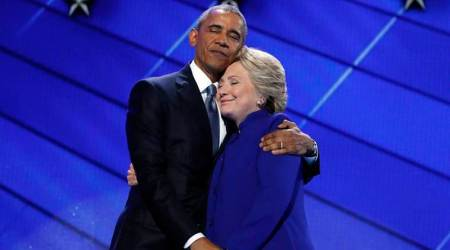Former U.S. President Barack Obama and former Secretary of State Hillary Clinton were among the targets of suspected package bombs.
