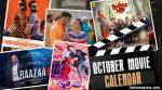 Andhadhun, LoveYatri, Namaste England and other Bollywood movies in October