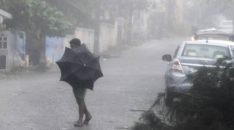 Cyclone Titli weakens, heavy rain and flood batters Odisha