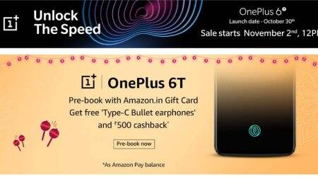 OnePlus 6T, OnePlus 6T prebooking, OnePlus 6T Amazon offer, OnePlus 6T Launch date, OnePlus 6T Release Date, OnePlus 6T Release Date in India, OnePlus 6T Launch Date in india, OnePlus 6T Price, OnePlus 6T India Launch, OnePlus 6T Price in India, OnePlus 6T Launch Price in india
