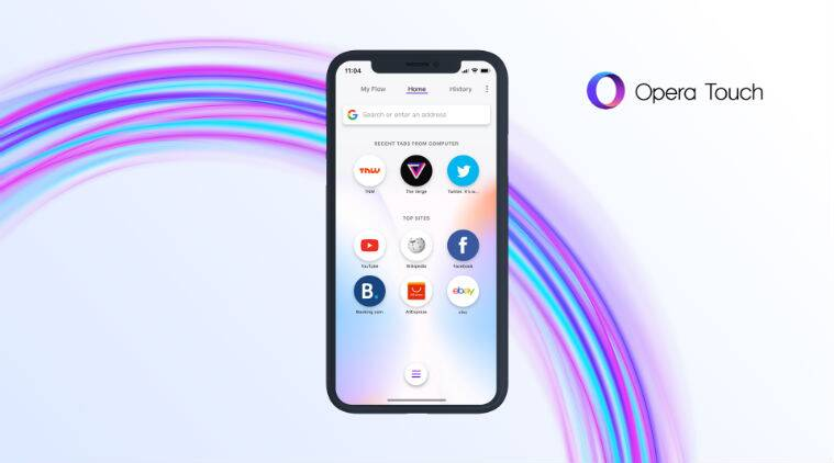 Opera Touch, Opera Touch for iOS, Opera Touch for iOS now available, Opera Touch iOS how to download, Opera Touch features, Opera Touch