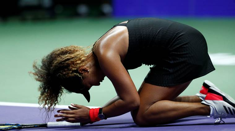 WTA Finals: Frustrated Naomi Osaka looking for answers after opening defeat