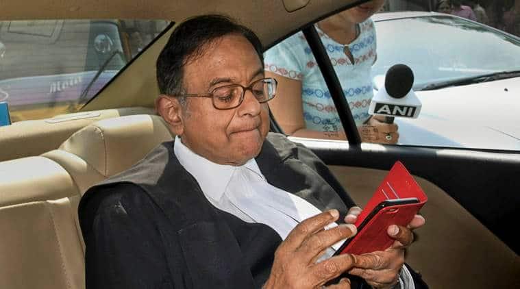 Aircel-Maxis case, P Chidambaram