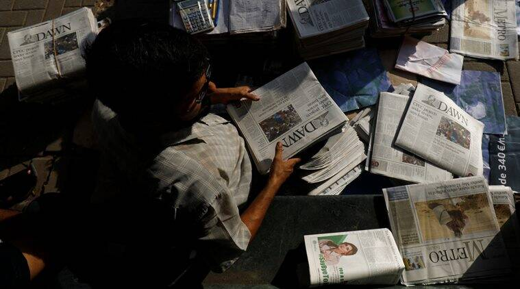 In Pakistan's once-vibrant media, some journalists view intimidation as the new normal