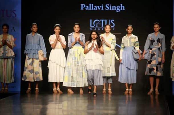Lotus Makeup India Fashion Week, Sushmita Sen, Diana Penty, Sophie Chaudry, Vidhi Wadhwani, Bhumika and Jyoti, Rahul Singh, Pallavi Singh, Megha Jain, Siyaahi, Shruti Sancheti, Aarrtivijay Gupta, Pratima Panday, indian express, indian express news