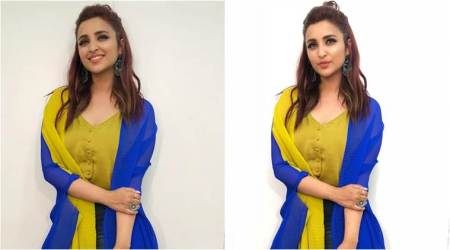 Parineeti Chopra in this Payal Khandwala creation fails to create magic