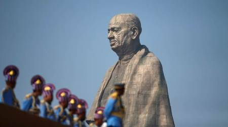 Statue of Unity, Time magazine list, Indian Express news