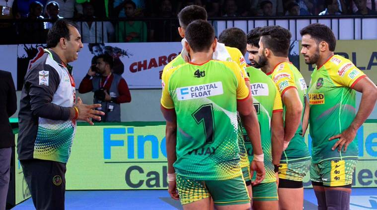 Pro Kabaddi 2018, Patna Pirates vs Telugu Titans Live Score Streaming Online: Patna clash with Hyderabad.