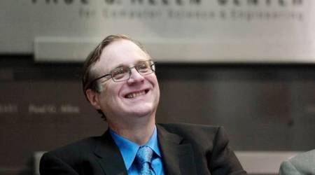Paul Allen, Paul allen dies, Microsoft co-owner Paul Allen, Bill Gates, Paul allen passes away, who was Paul Allen, Indian express news